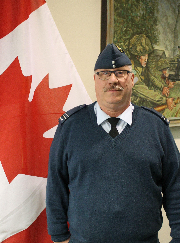 Lieutenant Bill Fairhurst